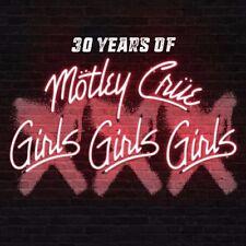 Motley Crue - XXX: 30 Years Of Girls, Girls, Girls [New CD] With DVD, Digipack P
