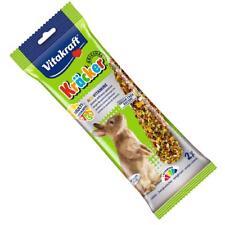 Vitakraft Kracker Sticks RABBIT MULTIVITAMIN Seed Honey Cereal Bunny Treats 2pk