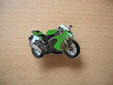 Pin Anstecker Kawasaki ZX 10 R / ZX10R Ninja grün green Modell 2008 Art 1080