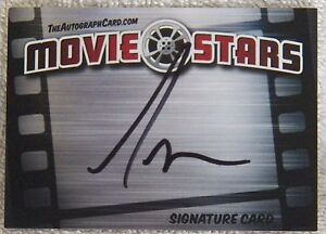 Tim Allen Signed Movie Star Card Toy Story Home Improvement Last Man Standing