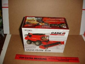 1/64 Case IH 8120 Axial-Flow Combine - 2008 Farm Show