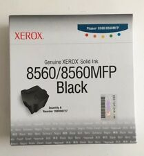 6x original solid ink xerox phaser 8560 8560mfp xerox 108r00727 xerox 108r00726