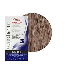 Wella Color Charm Permament Liquid Hair Color 42mL Dark Ash Blonde 462 6A
