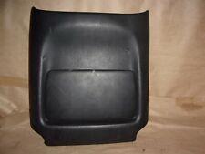 02-03 LEXUS ES300 RH or LH FRONT SEAT LEATHER BACK BLACK