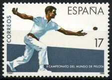 Spain 1986 SG#2879 Pelota Championship MNH #D64446