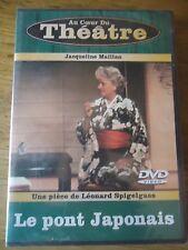 //NEUF * LE PONT JAPONAIS * JACQUELINE MAILLAN LEONARD SPIGELGASS THEATRE DVD