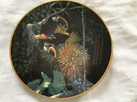 Lenox Collection - Miracles of the Rainforest Collector Plate CUVIER'S TOUCANS