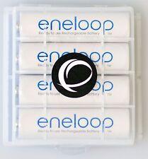4 x Eneloop Panasonic AA r6 batería + ewanto para guardarlas batteriebox
