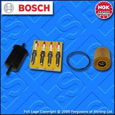 KIT Di Servizio Per PEUGEOT 206 1.4 16V Olio Carburante Filtri Tappi (2003-2007)