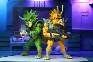 Teenage Mutant Ninja Turtles Actionfiguren Doppelpack Captain Zarax & Zork 18 cm