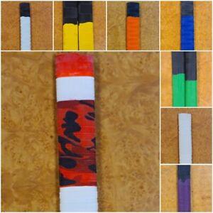 Premium Quality Cricket Bat Grips Non Slip Rubber Multicolour Handle Grip