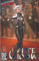 White Widow #3 Ale Garza NYCC 2019 Comic Cover
