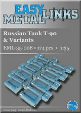 1:35 Scale T-90 & Variants - Meng/Zvezda-  WW2 Russian tank upgrade set