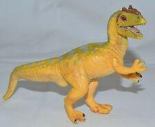 1996 Safari Ltd. Yellow Allosaurus Dinosaur Pvc Figure