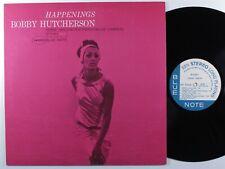 BOBBY HUTCHERSON Happenings BLUE NOTE LP VG++ Liberty >