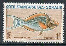 STAMP / TIMBRE DE COTE DES SOMALIS  N° 292 ** FAUNE / POISSON