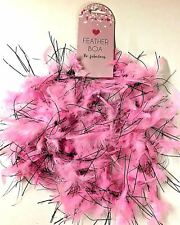 FEATHER BOA COSTUME ACCESSORY FANCY DRESS HEN NIGHT PARTY