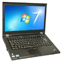 Cheap Fast Lenovo ThinkPad Office Laptop T420 Core i5 4GB Ram 320G HDD Windows 7