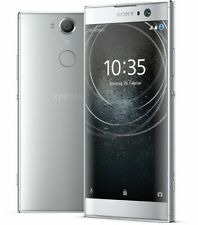 Sony Xperia XA2 silber 32GB LTE Android Smartphone o. Simlock 5,2