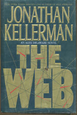 The Web: An Alex Delaware Mystery by Jonathan Kellerman-First Edition/DJ-1996