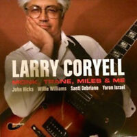 Larry Coryell - Monk Trane Miles & Me [New Vinyl LP] 180 Gram