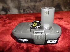 Ryobi P102 One+ Lithium Battery 18 volt Li-Ion New #511