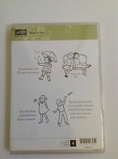 Stampin' Up Lean on Me Stamp Set NEW