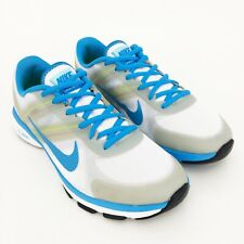 Nike Dual Fusion TR 2 Women's Running Shoes Size 7 Training Sneakers White Blue