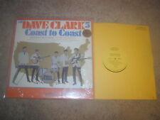 Dave Clark Five Coast To Coast MONO Yellow Label Epic LP PROMO 1964
