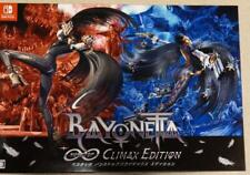 Bayonetta ∞ CLIMAX EDITION Nintendo Switch limited F/S JAPAN