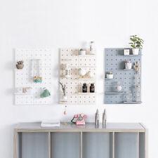 Wall Display Shelf Adhesive Organizer Racks Home Kitchen Multi-Function Storage