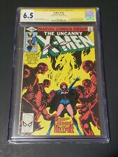 Uncanny X-Men #134 CGC 6.5 SS Claremont 1st App Dark Phoenix Marvel 1980