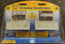 Invincible Marine LED Docking & Utility Lights Stainless Bracket T-TOP PONTOON