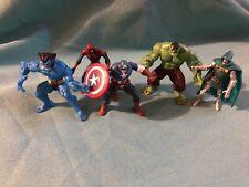 2005 ToyBiz Marvel Mini Figures Lot Of 5