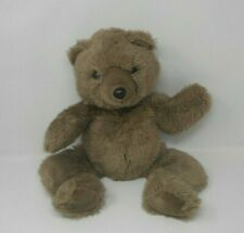 "17"" VINTAGE 1987 APPLAUSE MACAROON TEDDY BEAR TEDDY STUFFED ANIMAL PLUSH TOY"