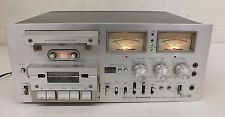 Vintage 1979 Pioneer CT-F1000 3-Head 2-Motor Stereo Cassette Deck GREAT LOOK