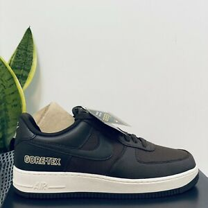 Nike Air Force 1 Gore-Tex Shoes Sneakers Baroque Brown/Sail CT2858-201