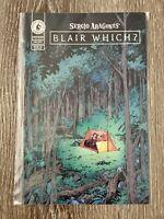 Sergio Aragones Blair Which? One Shot Comic Blair Witch Dark Horse 1999