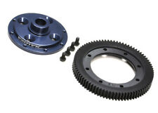 Exotek Racing 1798 EB410 Machined 81 Spur Gear and Mounting Plate
