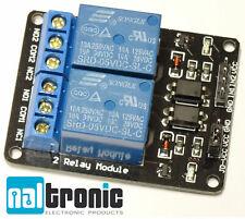 1X 4 Kanal 5V Relay Relais Module Modul fuer Arduino TTL Logik O2X3