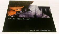 Jill Scott - Who Is Jill Scott? Words & Sounds Vol. 1 2xLP 1ST PRESS PROMO