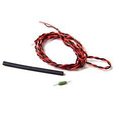 NEW 1x External Voltage Cable pr Futaba R7008SB Rx CA-RVIN-700 NIB 70cm KK S