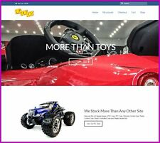 RC TOYS Website|Upto $559 A SALE|FREE Domain|FREE Hosting|FREE Traffic