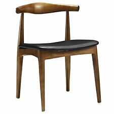8b3065625d8 Faux Leather Mid-Century Modern Dining Chairs for sale