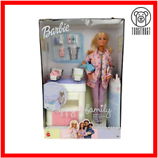 Barbie Happy Family Baby Doctor Vintage Mattel 2002 Boxed Collectable 56726