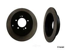 Disc Brake Rotor-Original Performance Rear WD Express 405 37064 501