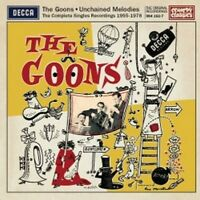 The Goons - Unchained Melodies (NEW CD)