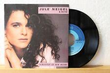 """7"""" Single - JULE NEIGEL & BAND - Schatten an der Wand - Intercord 1988"""