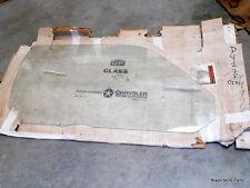 NOS MoPar 1972 Plymouth Fury 2-door hardtop RIGHT SIDE DOOR GLASS  3581982 D4775