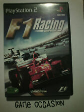 F1 RACING CHAMPIONSHIP PS2 PLAYSTATION 2 SONY COMPLET PAL
